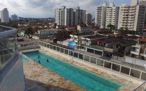 Apartamento, código 203 em Praia Grande, bairro Guilhermina