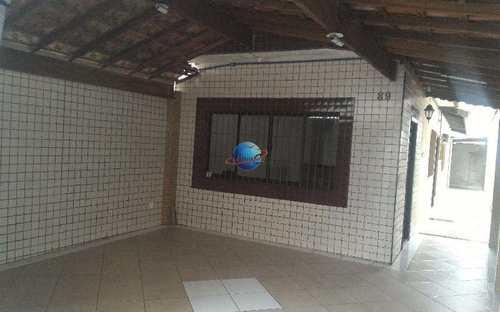 Apartamento, código 227 em Praia Grande, bairro Ocian