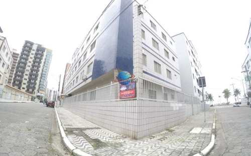 Apartamento, código 304 em Praia Grande, bairro Guilhermina