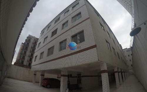 Apartamento, código 326 em Praia Grande, bairro Aviação