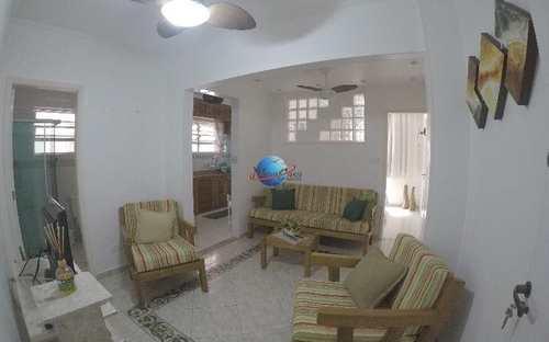 Apartamento, código 383 em Praia Grande, bairro Guilhermina