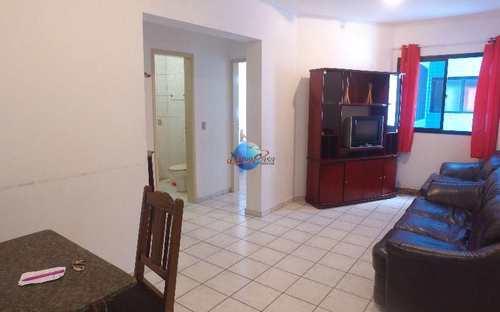 Apartamento, código 404 em Praia Grande, bairro Aviação