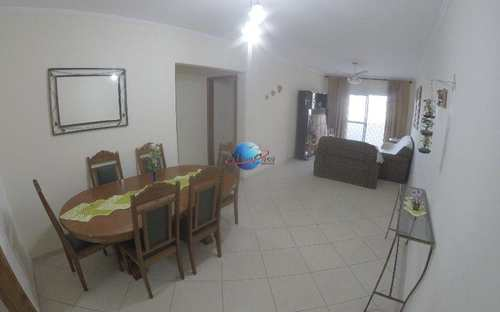 Apartamento, código 425 em Praia Grande, bairro Guilhermina