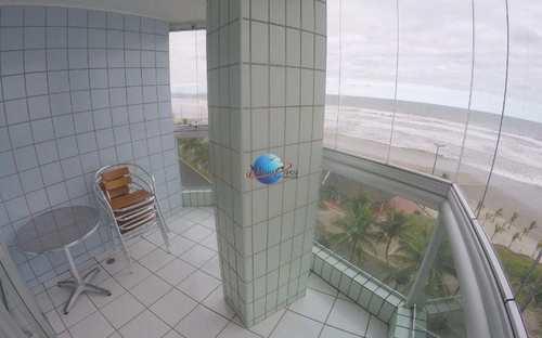 Apartamento, código 427 em Praia Grande, bairro Caiçara
