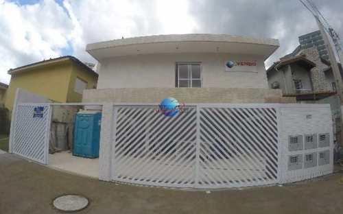 Casa, código 471 em Praia Grande, bairro Boqueirão