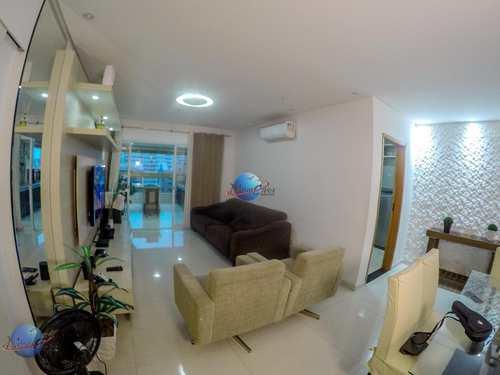 Apartamento, código 493 em Praia Grande, bairro Aviação