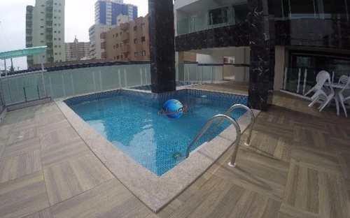 Apartamento, código 502 em Praia Grande, bairro Tupi