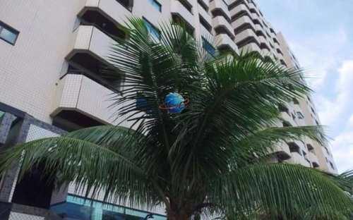 Apartamento, código 506 em Praia Grande, bairro Maracanã