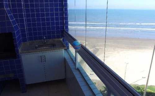 Apartamento, código 519 em Praia Grande, bairro Caiçara