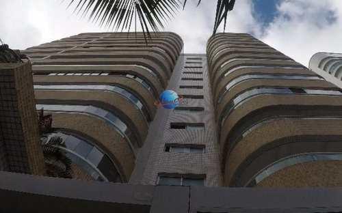 Apartamento, código 528 em Praia Grande, bairro Tupi