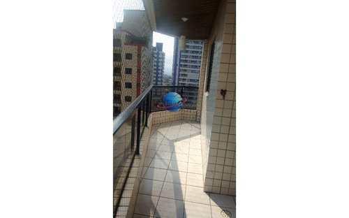 Apartamento, código 585 em Praia Grande, bairro Aviação