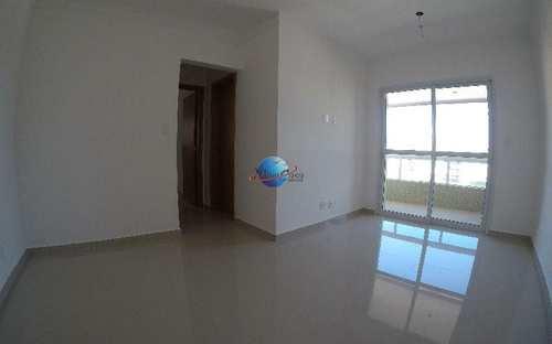 Apartamento, código 587 em Praia Grande, bairro Canto do Forte
