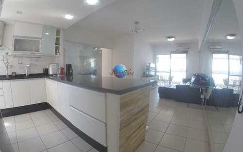 Apartamento, código 611 em Praia Grande, bairro Guilhermina
