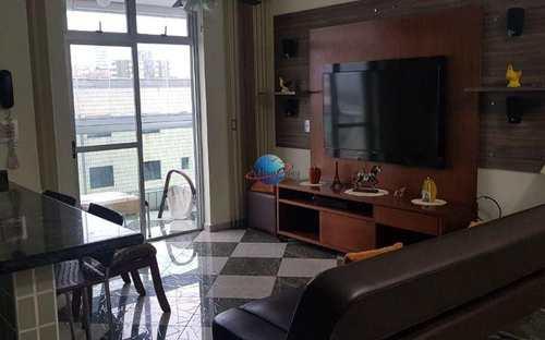 Apartamento, código 618 em Praia Grande, bairro Caiçara