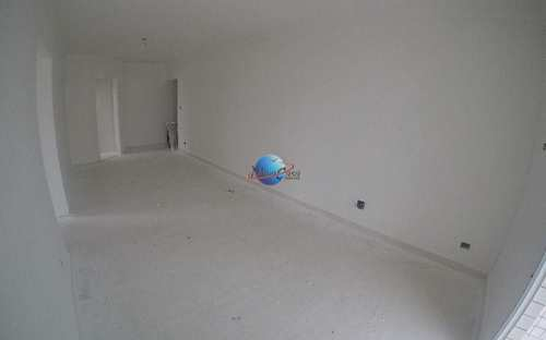 Apartamento, código 638 em Praia Grande, bairro Aviação