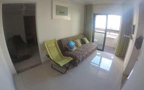 Apartamento, código 661 em Praia Grande, bairro Aviação