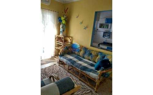 Apartamento, código 662 em Praia Grande, bairro Aviação