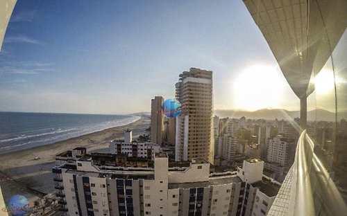 Apartamento, código 706 em Praia Grande, bairro Boqueirão