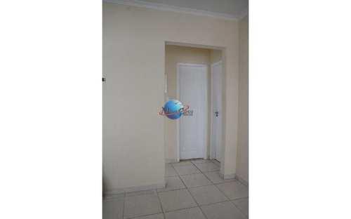 Apartamento, código 709 em Praia Grande, bairro Guilhermina