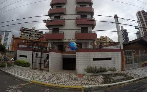 Apartamento, código 712 em Praia Grande, bairro Tupi
