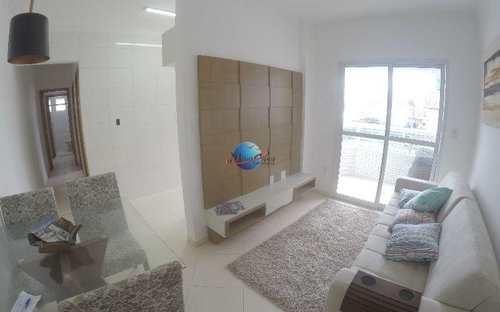 Apartamento, código 722 em Praia Grande, bairro Guilhermina