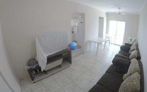Apartamento, código 734 em Praia Grande, bairro Aviação