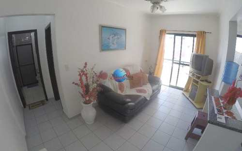 Apartamento, código 832 em Praia Grande, bairro Guilhermina