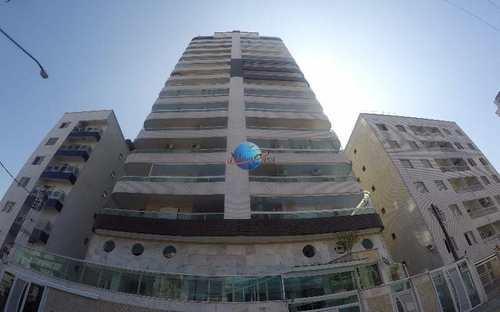 Apartamento, código 840 em Praia Grande, bairro Guilhermina