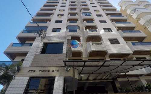 Apartamento, código 898 em Praia Grande, bairro Guilhermina