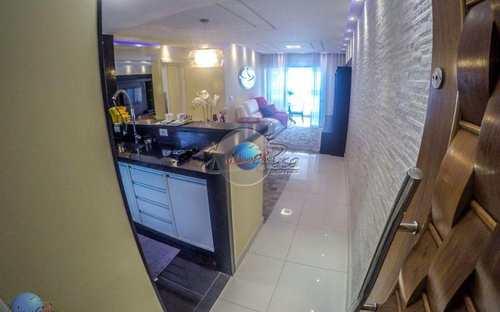 Apartamento, código 919 em Praia Grande, bairro Guilhermina