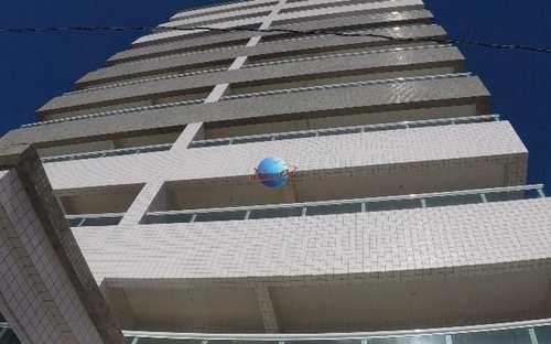 Apartamento, código 1161 em Praia Grande, bairro Ocian
