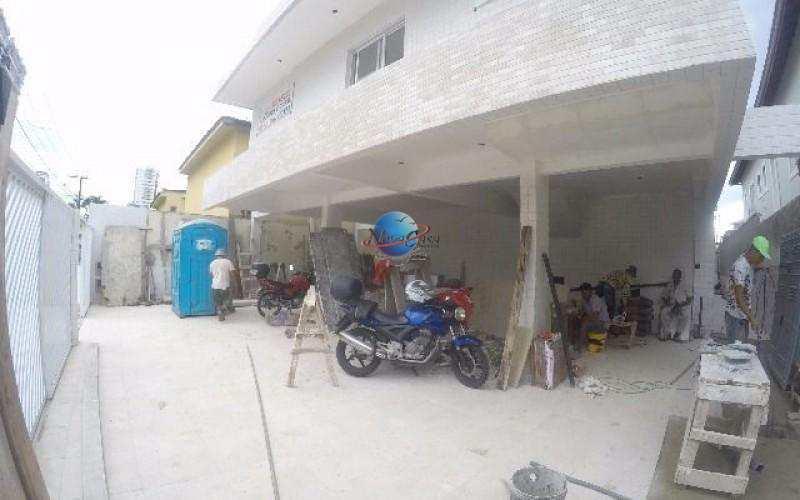 Sobrado em Praia Grande, no bairro Guilhermina