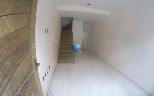 Sobrado, código 1253 em Praia Grande, bairro Guilhermina