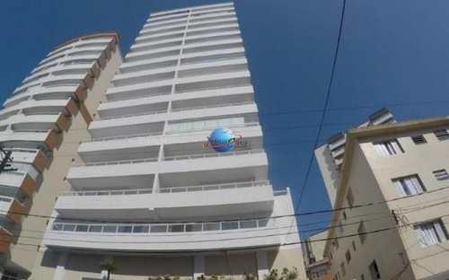 Apartamento, código 1404 em Praia Grande, bairro Guilhermina