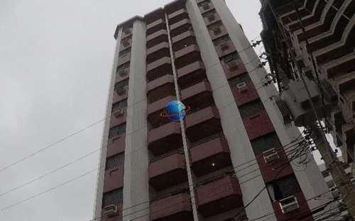 Apartamento, código 1523 em Praia Grande, bairro Canto do Forte