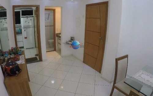 Apartamento, código 1566 em Praia Grande, bairro Aviação