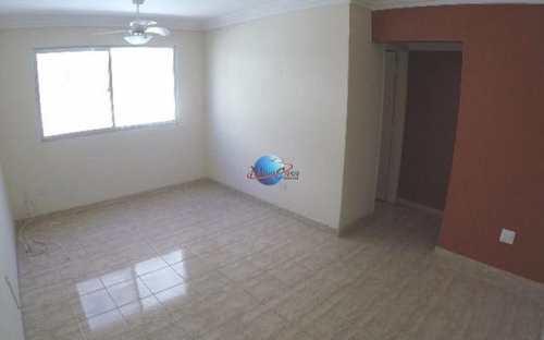 Apartamento, código 1587 em Praia Grande, bairro Guilhermina