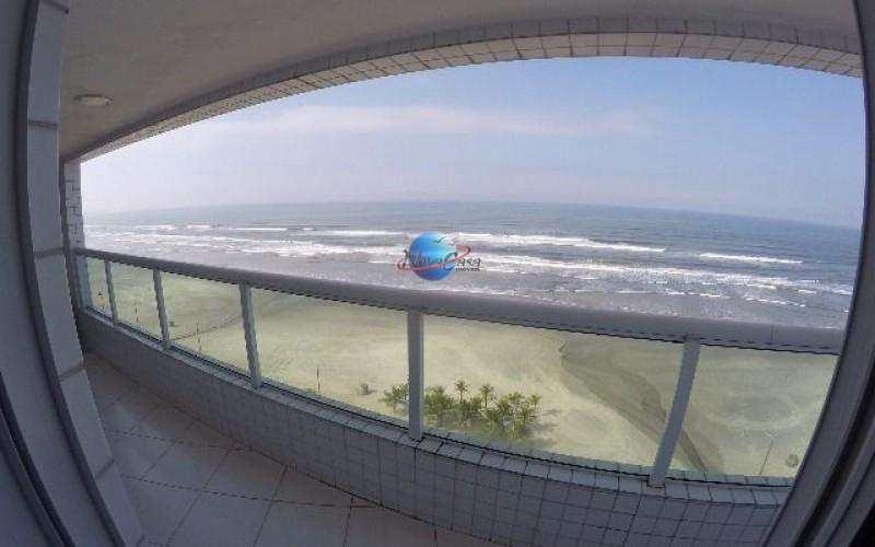 Cobertura em Praia Grande, no bairro Vila Caiçara