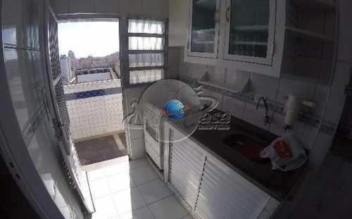 Kitnet, código 2151 em Praia Grande, bairro Boqueirão