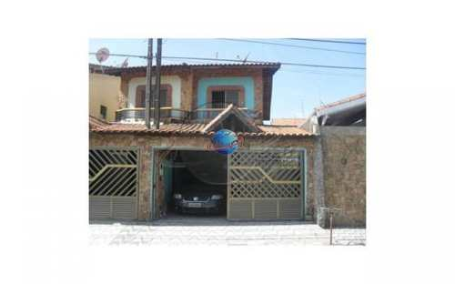 Casa, código 3003 em Praia Grande, bairro Aviação