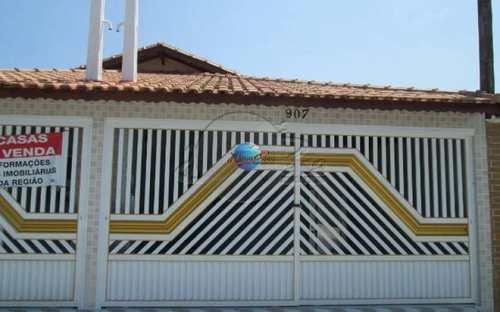 Casa, código 3308 em Praia Grande, bairro Mirim