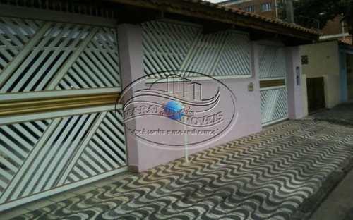 Casa, código 3846 em Praia Grande, bairro Ocian
