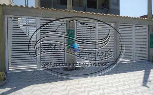 Casa, código 3892 em Praia Grande, bairro Parque das Américas