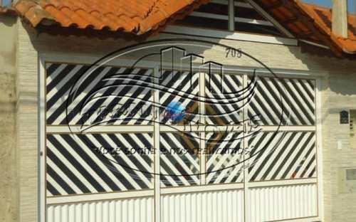 Casa, código 3900 em Praia Grande, bairro Jardim Imperador