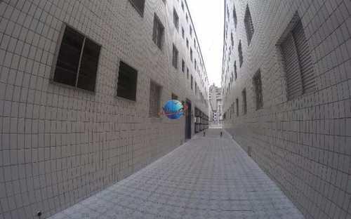 Apartamento, código 4021 em Praia Grande, bairro Guilhermina