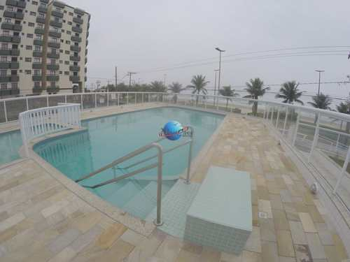 Apartamento, código 4376 em Praia Grande, bairro Maracanã