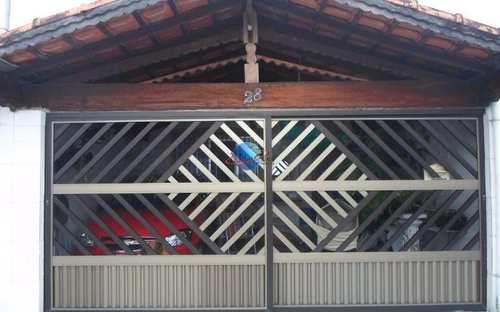 Casa, código 4383 em Praia Grande, bairro Ocian