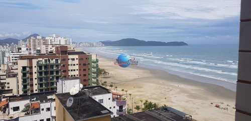 Apartamento, código 4409 em Praia Grande, bairro Aviação