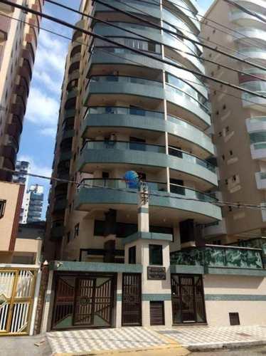 Apartamento, código 4434 em Praia Grande, bairro Guilhermina