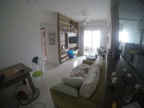 Apartamento, código 4479 em Praia Grande, bairro Aviação